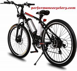 ANCHEER Electric Bike Adult Electric Mountain Bike