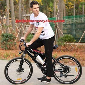 emdaot 26'' Electric Mountain Bike