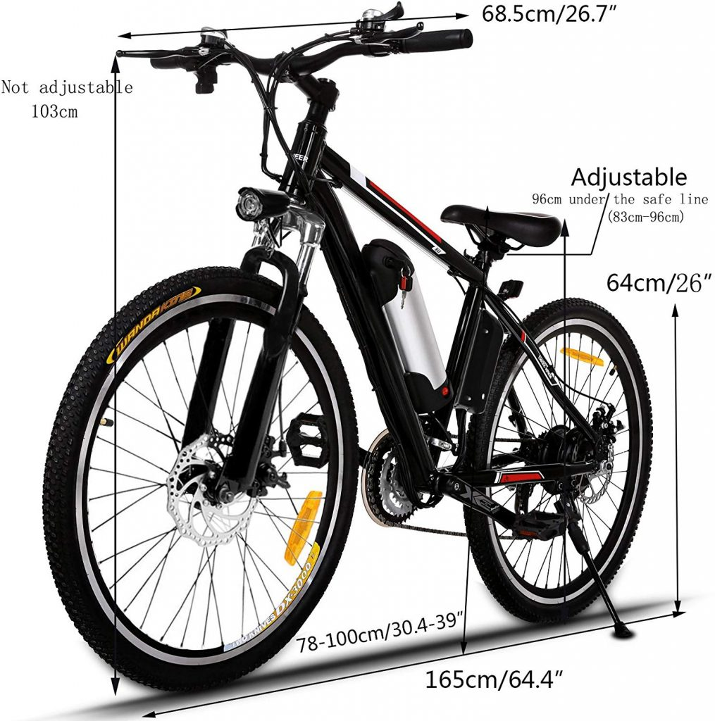 81zWJyquN1L. AC SL1500  1015x1024 - 🥇BEST ELECTRIC BIKES UNDER $1000 - Black Friday 2020
