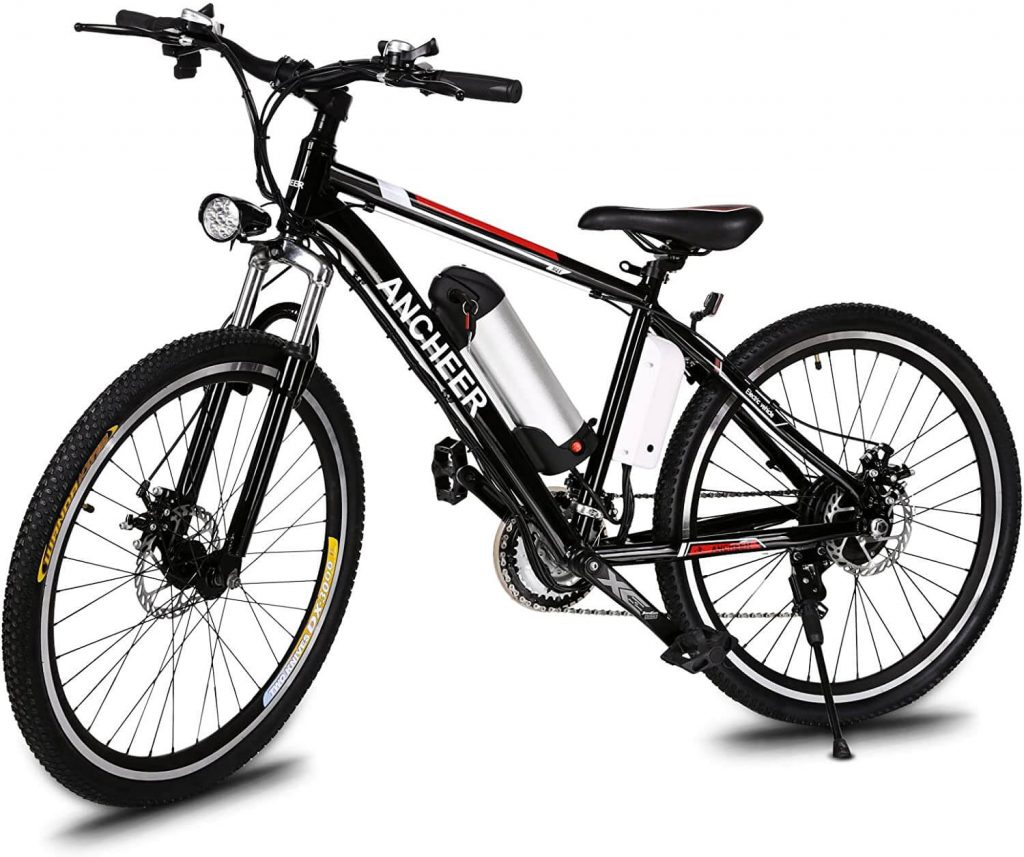 ANCHEER Electric Bike Adult Electric Mountain Bike 1024x857 - 🥇BEST ELECTRIC BIKES UNDER $1000 - Black Friday 2020