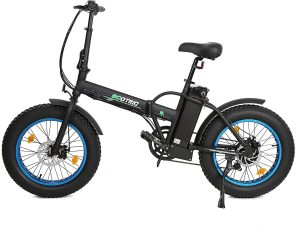 Ecotric Fat Tire Folding Electric Bike 1 300x230 - 🥇BEST ELECTRIC BIKES UNDER $1000 - Black Friday 2020