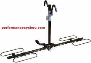 Swagman XC2 Sturdy Hitch Bike Rack for Car
