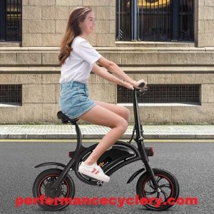E-Bike Mini Electric Bicycle