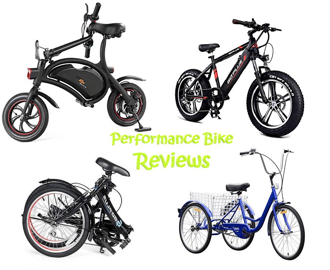 Goplus bikes