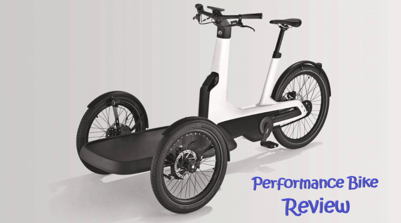 VOLKSWAGEN CARGO ELECTRIC BIKE