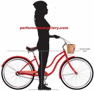"Schwinn Women's Scarlet 26"" Wheel Cruiser Bicycle"
