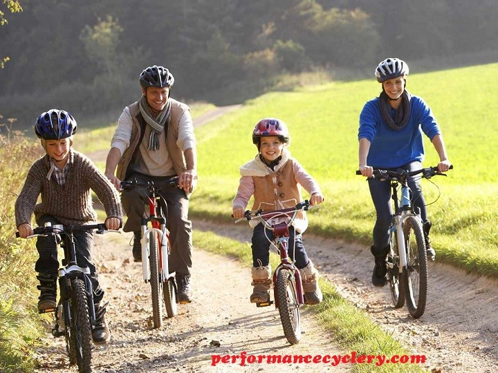 The 7 Health Benefits Of Riding A Bike