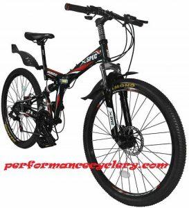 61ZzWexnLYL. AC SL1000  273x300 - Best Xspec Folding Bike for Off-Road Cycling