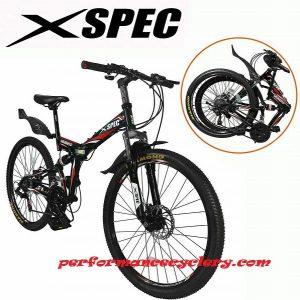 71V2PFqcRBL. AC SL1000  300x300 - Best Xspec Folding Bike for Off-Road Cycling