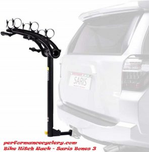 Bike Hitch Rack - Saris Bones 3