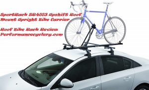 SportRack SR4883 Upshift Roof Mount Upright Bike Carrier 300x182 - Best Roof Bike Rack Reviews in 2020