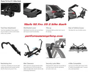 Thule T2 Pro XT 2 Bike Rack Spec 300x245 - 4 Bikes Rack Reviews in 2020