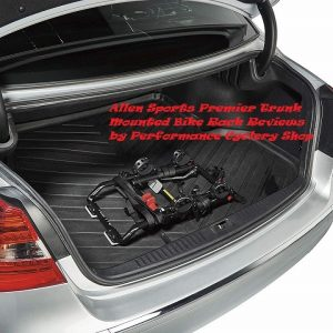Allen Sports Premier Trunk Mounted Bike Rack Reviews by Performance Cyclery Shop