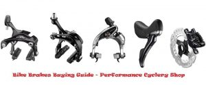 Bike Brakes Buying Guide by Performance Cyclery Shop
