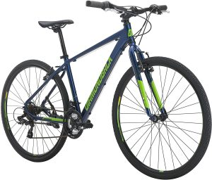 Diamondback Bicycles Trace Dual Sport Bike Blue Review by Performance Cyclery Shop 300x256 - Best Hybrid Bike Reviews in 2020 - Top 5 Best Hybrid Bikes