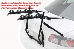 Hollywood Racks E3 Express 3-Bike Trunk Mount Rack Review by Performance Cyclery Shop