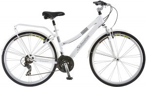 Schwinn Discover Hybrid Bike for Men and Women Review by Performance Cyclery Shop 300x179 - Best Hybrid Bike Reviews in 2020 - Top 5 Best Hybrid Bikes