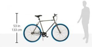 Takara Sugiyama Flat Bar Fixie Bike Review by Performace Cyclery Shop 300x152 - Best Hybrid Bike Reviews in 2020 - Top 5 Best Hybrid Bikes