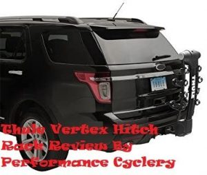 Thule Vertex Hitch Rack Review By Performance Cyclery 3 300x254 - Thule Vertex Hitch Rack Review in 2020 - Must read