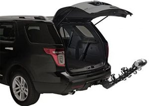 Thule Vertex Hitch Rack Review By Performance Cyclery 4 300x214 - Thule Vertex Hitch Rack Review in 2020 - Must read
