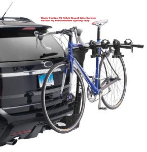 Thule Vertex XT Hitch Mount Bike Carrier Review in 2020