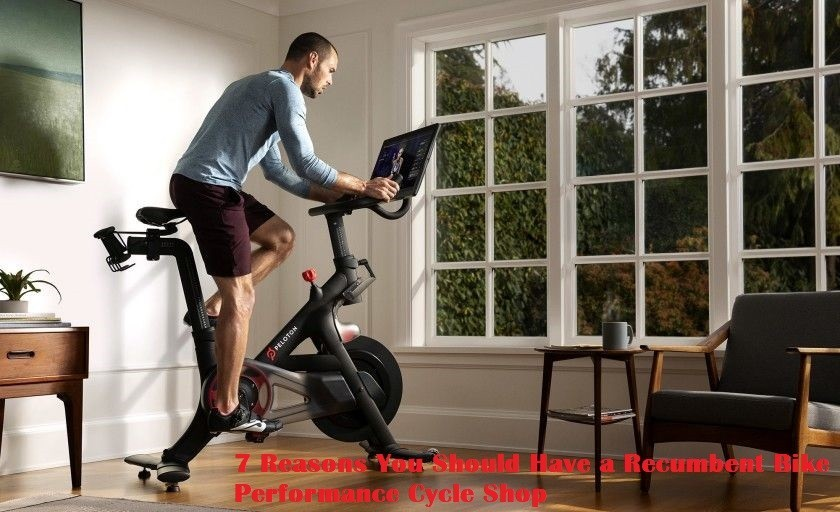 Infographic – 7 Reasons You Should Have a Recumbent Bike