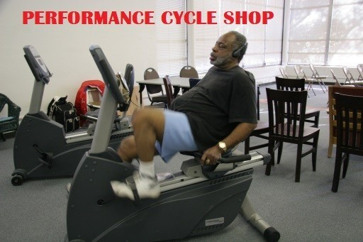 Age factor a recumbent bike - How many calories am I truly burning with a recumbent bike