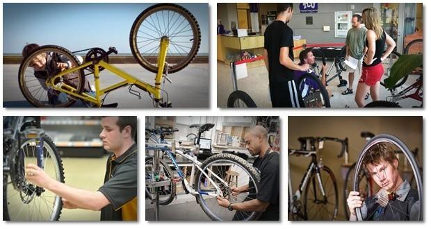 Bike Repair Shop