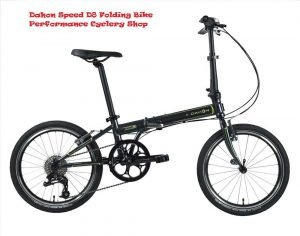 Dahon Speed D8 Folding Bike 300x236 - Dahon Folding Bike Review - Dahon Speed D8 Folding Bike Review