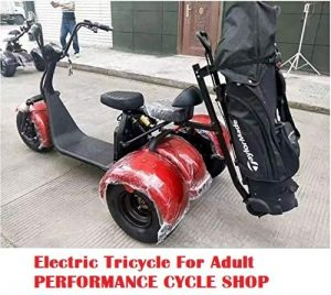 Electric Tricycle For Adults – 7 Reasons to Get One