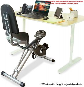 Exerpeutic 300sr Foldable Recumbent Bike Review by Performance Cyclery Shop
