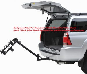 Hollywood Racks Traveler Hitch Mounted Bike Rack Reviews in 2021