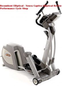 Recumbent Elliptical – Yowza Elliptical