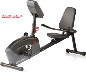 SCHWINN A20 RECUMBENT BIKE REVIEW 3 300x253 - Recumbent Exercise Bike Reviews - Schwinn A20 Recumbent Bike