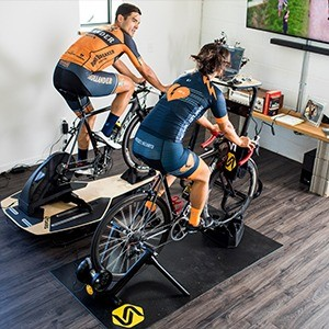 Saris CycleOps Fluid2 Indoor Bike Trainer Stationary Bike Stand 4 - Best Stationary Bike Stand Reviews in 2020 - What You Need To Know Before Buying One