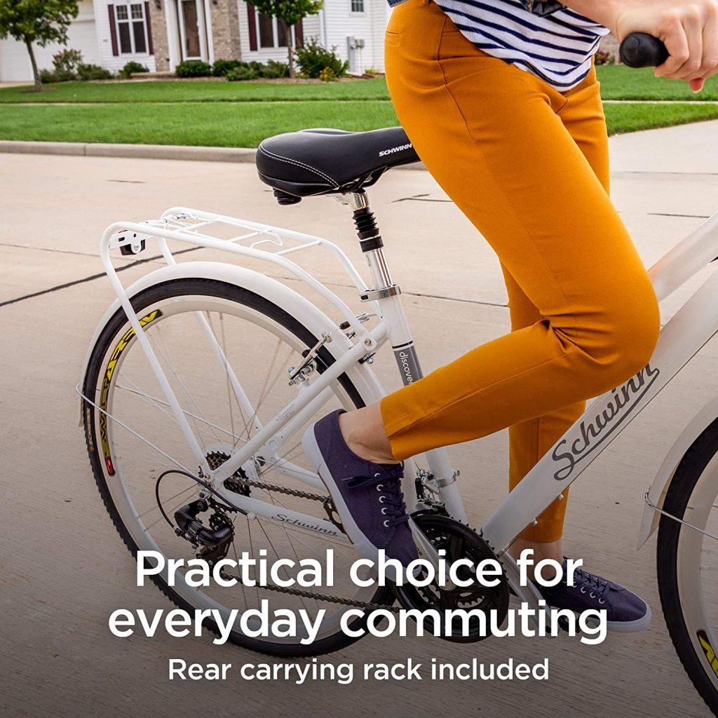 Schwinn Discover Hybrid Bike for Men and Women 1 1024x1024 - Best Hybrid Bike Reviews - Schwinn Discover Hybrid Bike for Men and Women