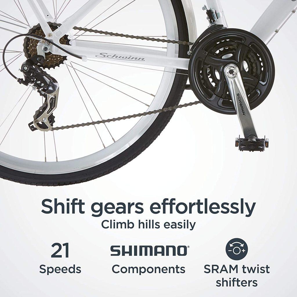 Schwinn Discover Hybrid Bike for Men and Women 3 1024x1024 - Best Hybrid Bike Reviews - Schwinn Discover Hybrid Bike for Men and Women