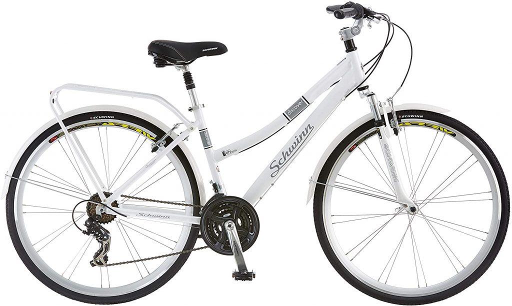 Schwinn Discover Hybrid Bike for Men and Women 6 1024x612 - Best Hybrid Bike Reviews - Schwinn Discover Hybrid Bike for Men and Women