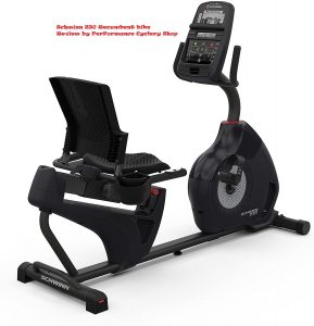 Schwinn Recumbent Bike Series Schwinn 230 Review by Performance Cyclery Shop 4 289x300 - Recumbent Exercise Bike Reviews - Schwinn 230 Recumbent Bike
