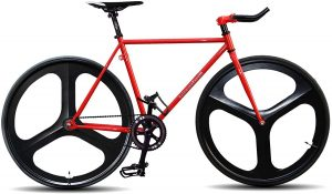 Solomon Cavalli SC Fixed Gear 700c Rim Front Single Speed Fixie Bicycle Wheel Review by Performance Cyclery Shop 1 300x175 - Best Road Bike Wheels - Choose the Best Road Wheels for Your Bicycle