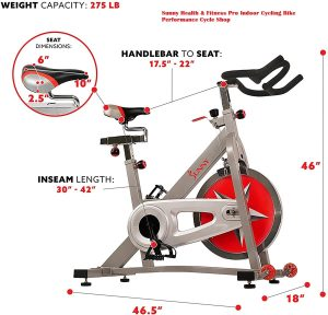 SunIndoor Cycling Bike Reviews