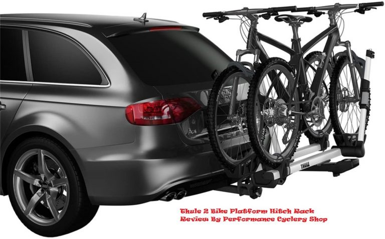 Thule 2 Bike Platform Hitch Rack Review 2020
