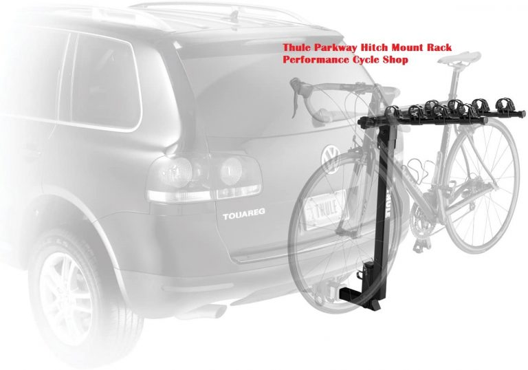 Thule 956 Parkway 4 Bike Hitch Mount Carrier Review