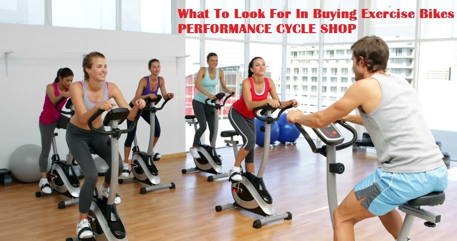 What To Look For In Buying Exercise Bikes