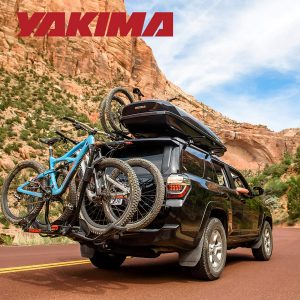 Yakima Hold Up Tray Style Bike Rack Review 2020
