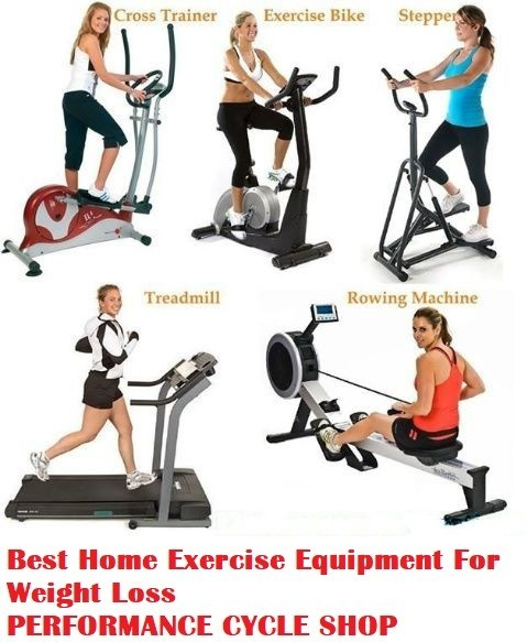 Exercise Equipment For Weight Loss