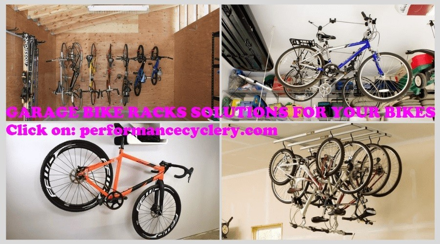 garage bike racks