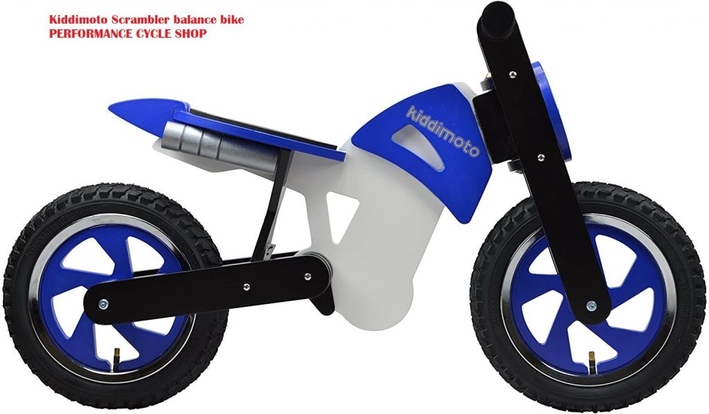 Kiddimoto Scrambler balance bike 5 1024x598 - Toddler Bike - Best Balance Bike 2020