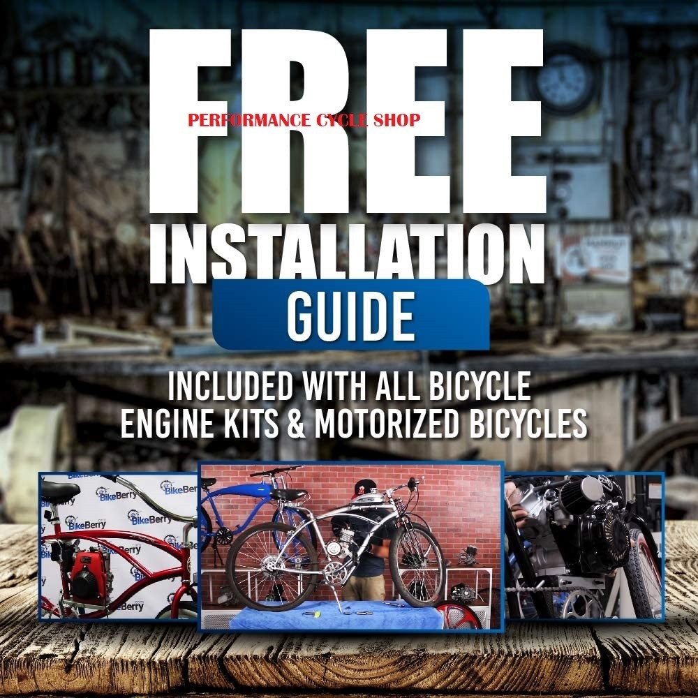 Motor Bicycle Kits