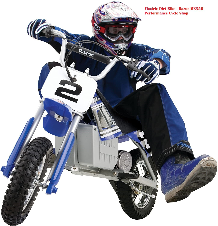 Electric Dirt Bike – Razor MX350 Review in 2020